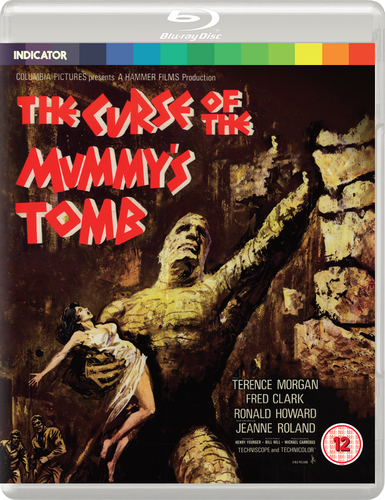 THE CURSE OF THE MUMMY'S TOMB - BD