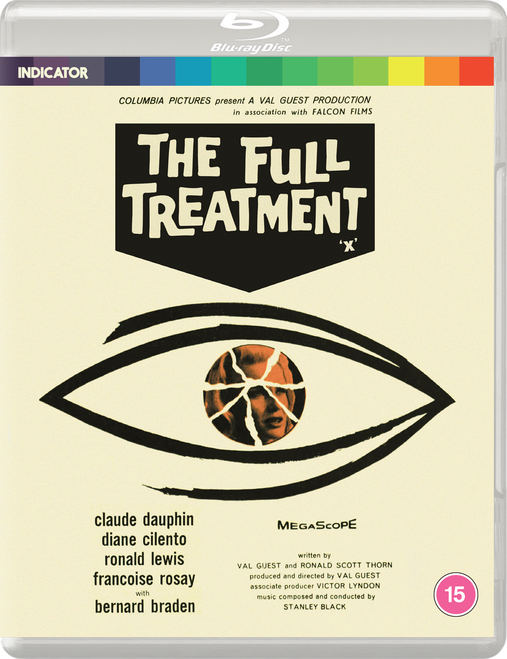 THE FULL TREATMENT - BD