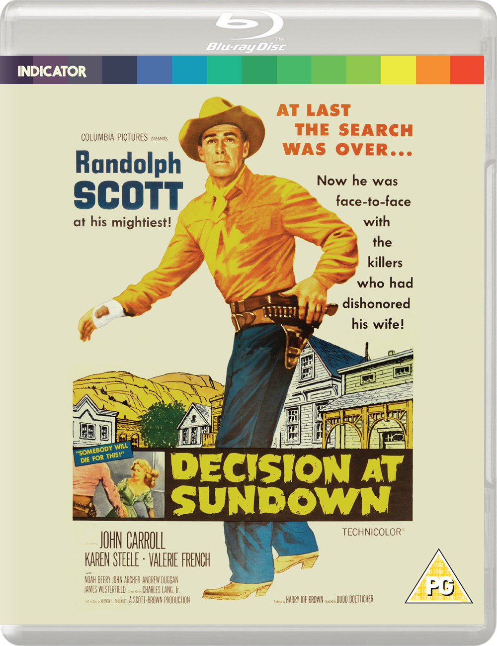 DECISION AT SUNDOWN - BD