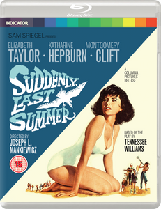 SUDDENLY, LAST SUMMER - BD