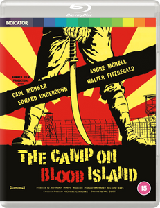 THE CAMP ON BLOOD ISLAND - BD