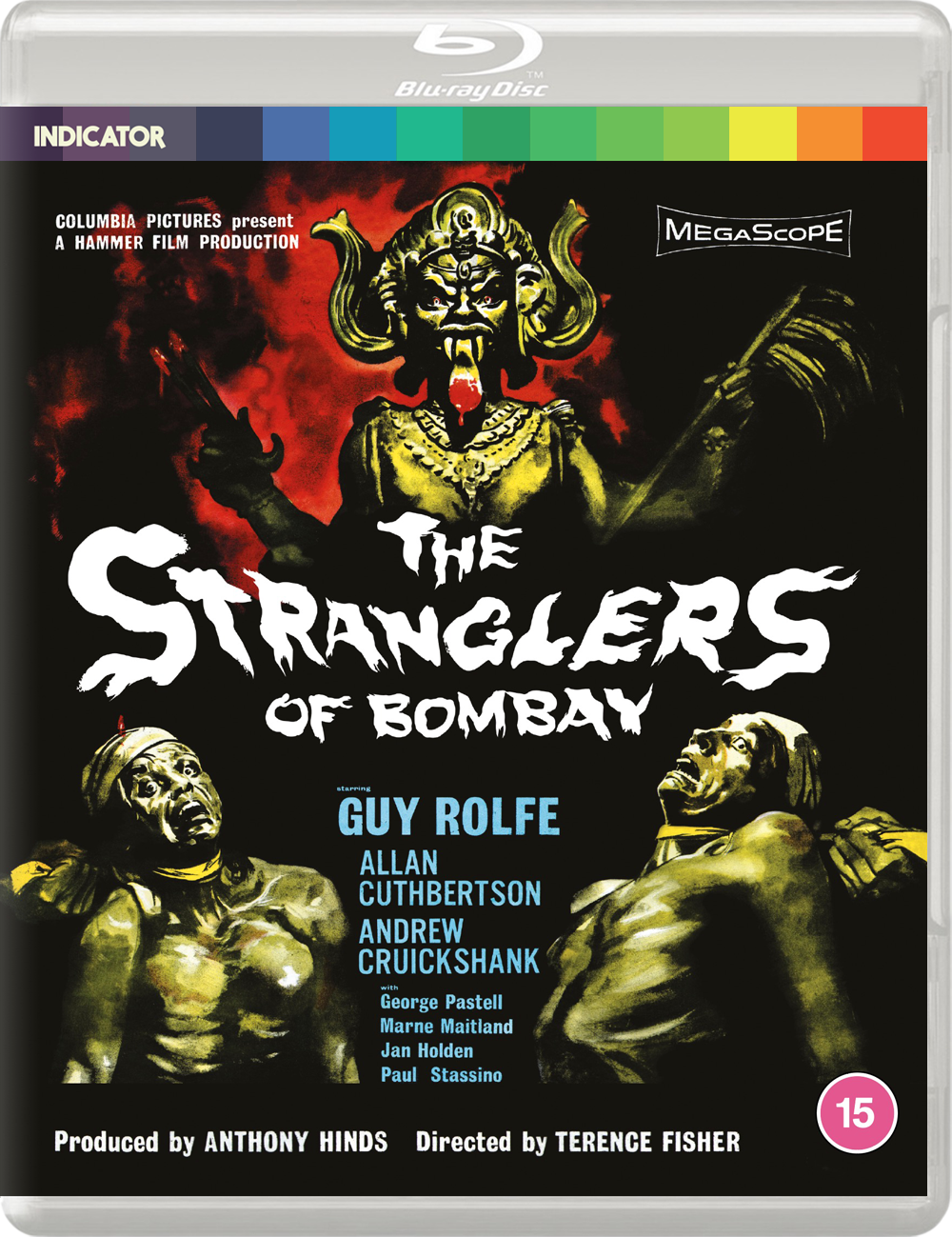 THE STRANGLERS OF BOMBAY - BD