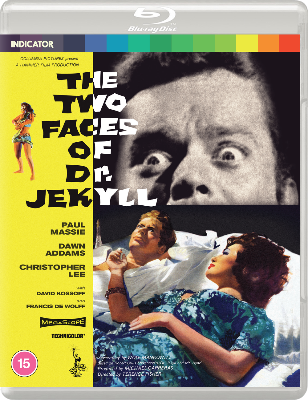 THE TWO FACES OF DR. JEKYLL - BD