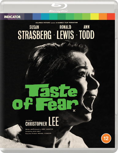 TASTE OF FEAR - BD