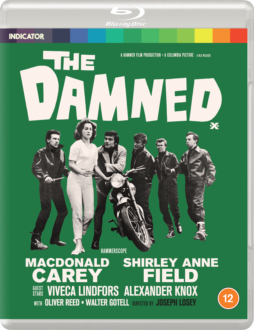 THE DAMNED - BD