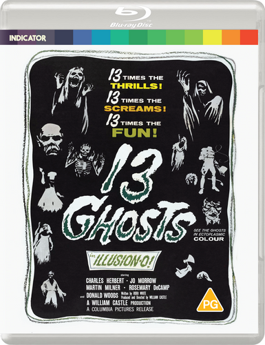 13 GHOSTS - BD
