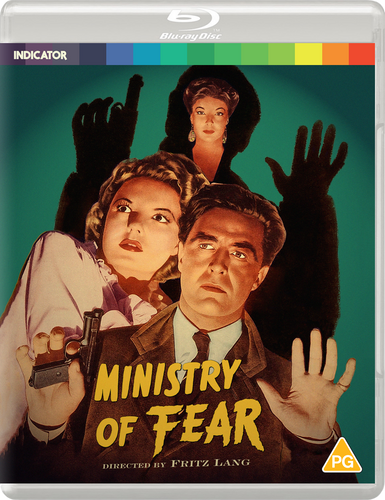 MINISTRY OF FEAR - BD