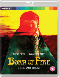 BORN OF FIRE - BD