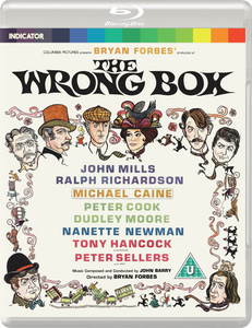 THE WRONG BOX - BD