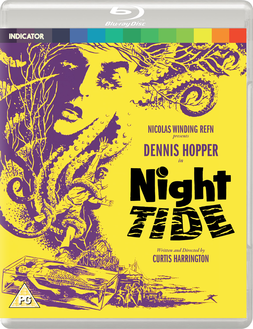 NIGHT TIDE - BD