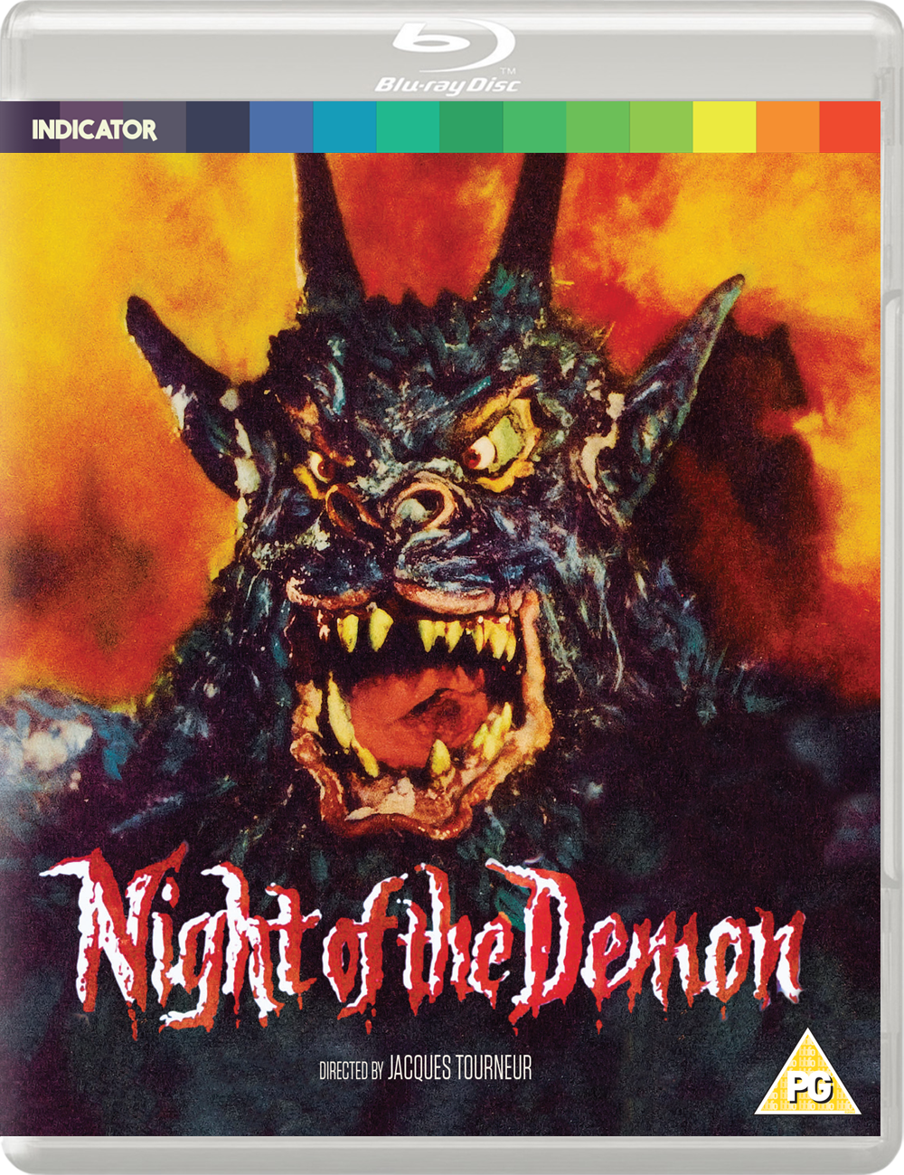 NIGHT OF THE DEMON - BD