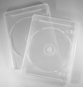 Replacement 1-disc Standard Edition clear case