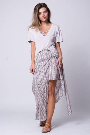 The Nema | Wrap Skirt