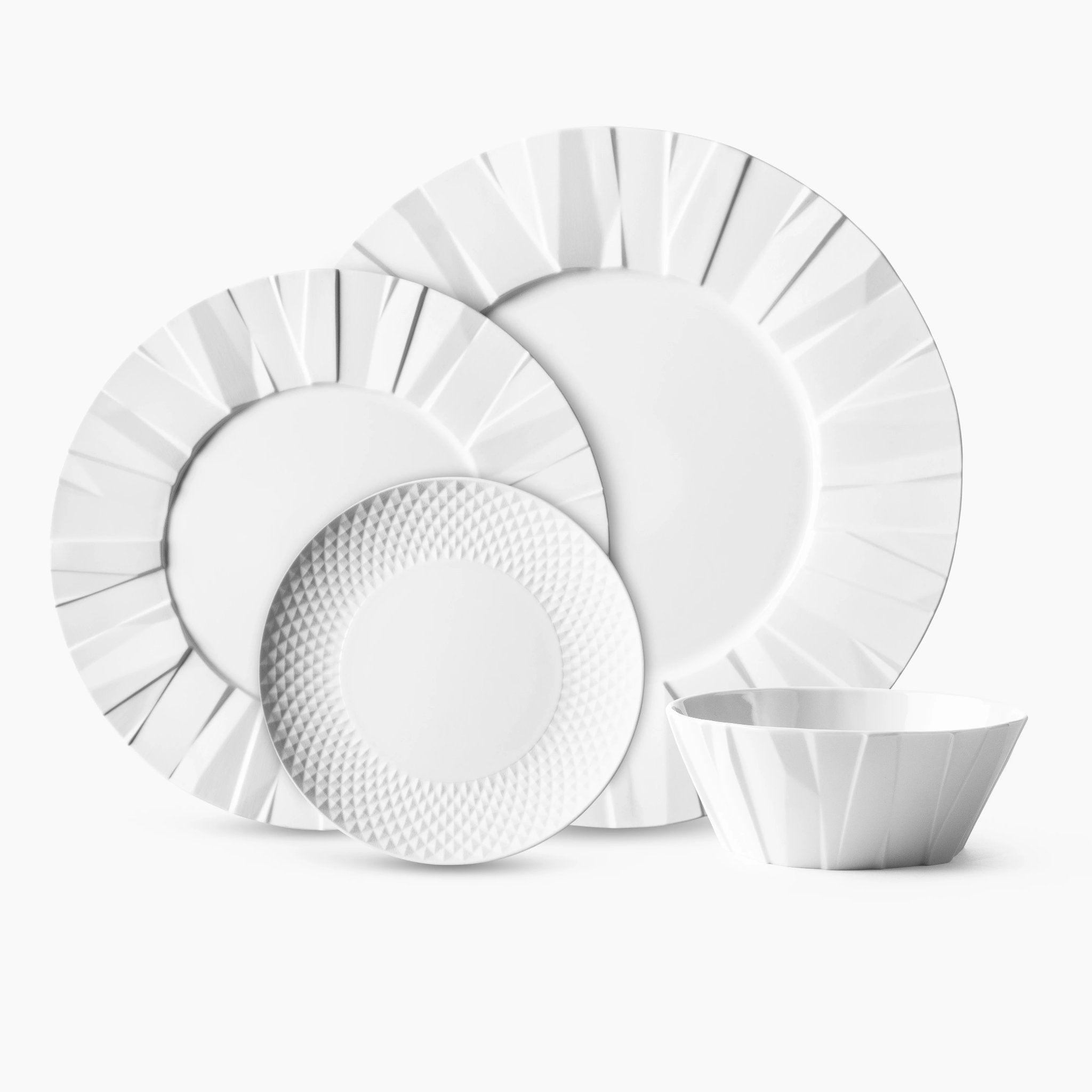 Matrix Dinnerware Set