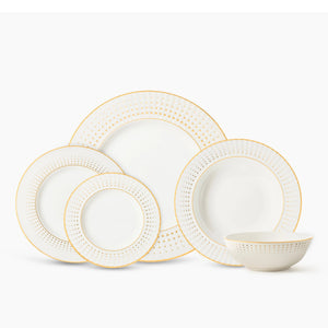 Lenox Golden Waterfall Dinnerware Set
