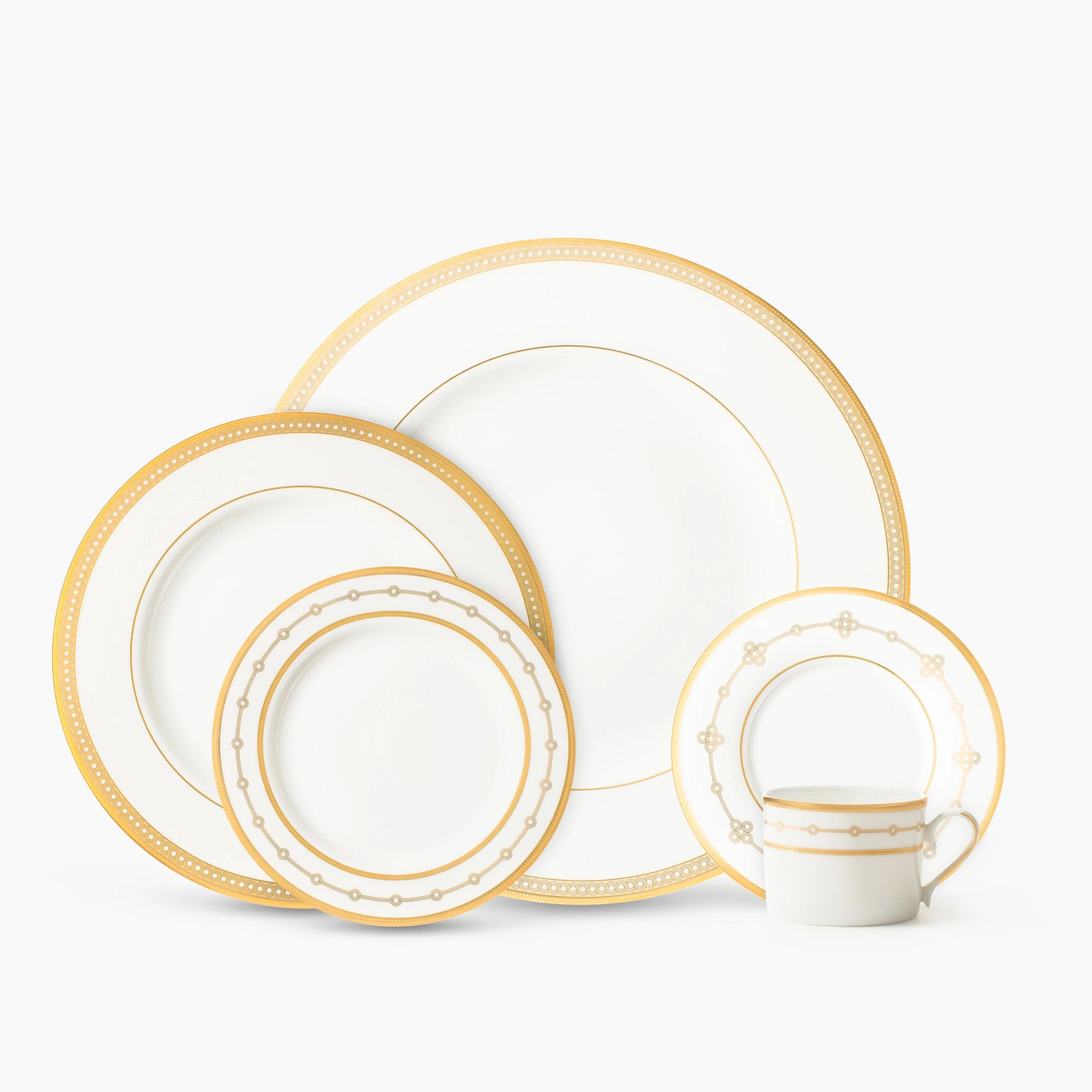 Lenox Jewel Jardin 5pc Place Setting