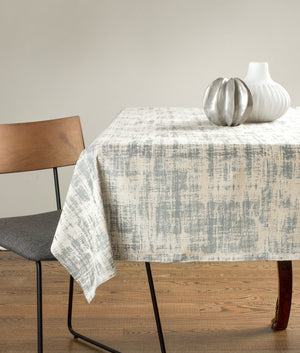 Velvet Abstract Tablecloth