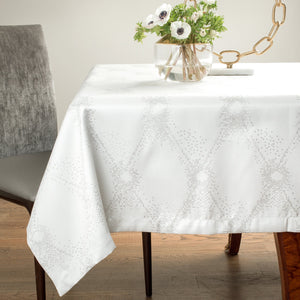 Diamond Mosaic Tablecloth