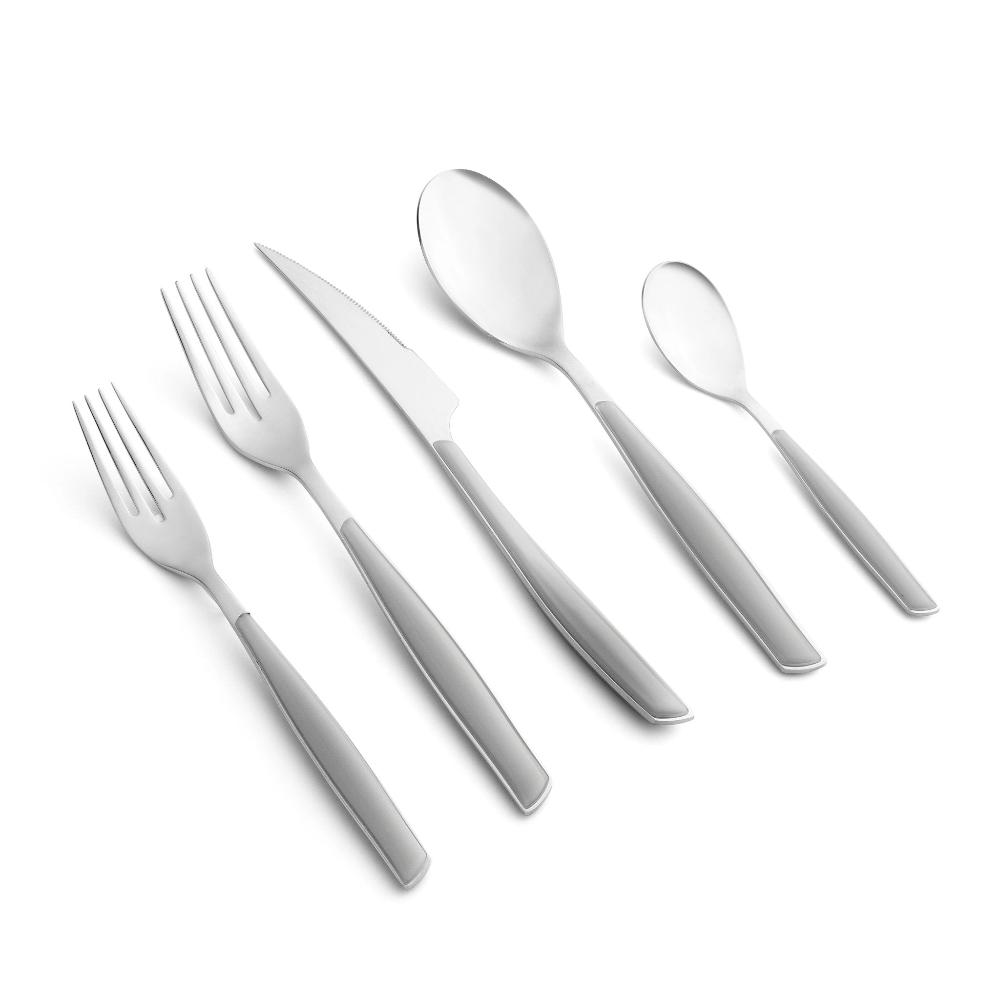 Glamour Flatware 5pc Place Setting