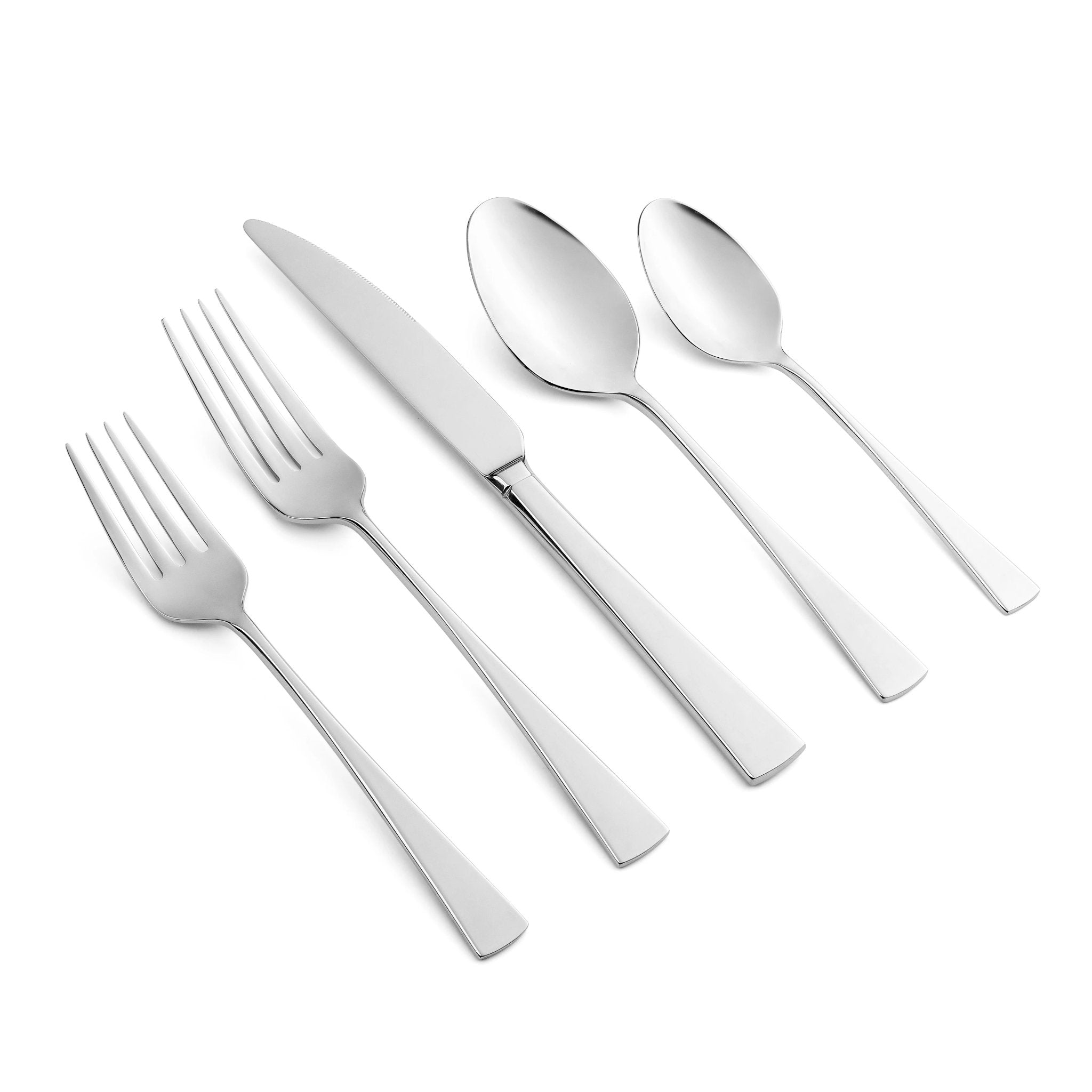 Cole 65pc Flatware Set