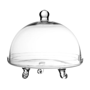 Glass Cake Dome 12 Inch