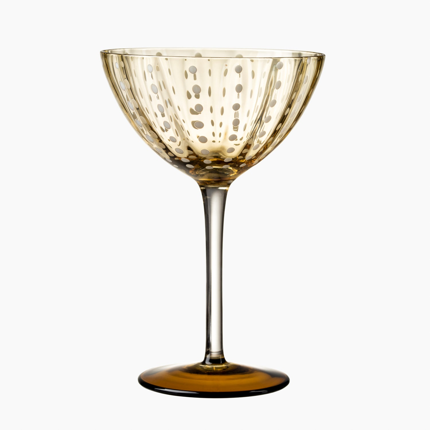 Perle Cocktail Goblet S/2