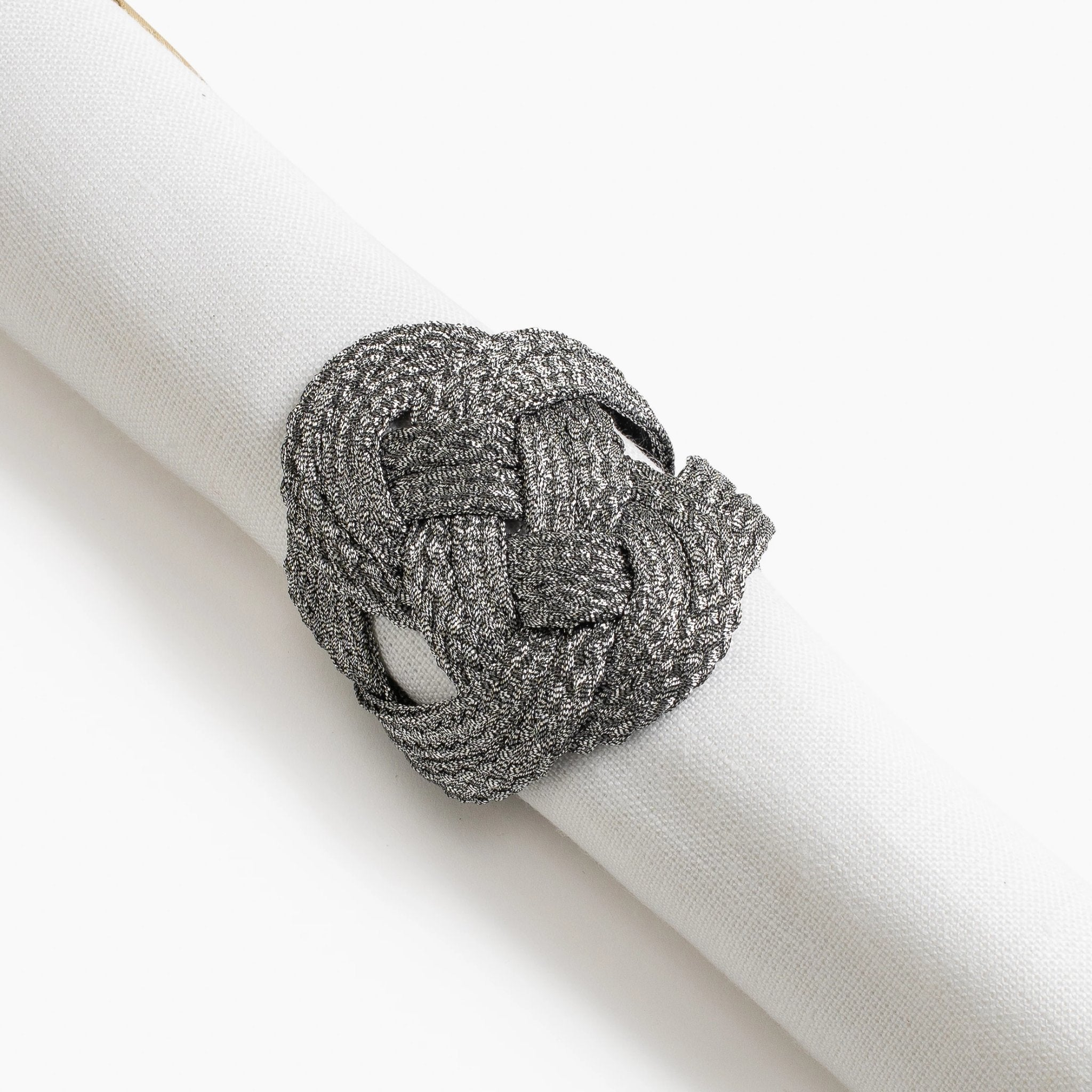 Braided Napkin Ring