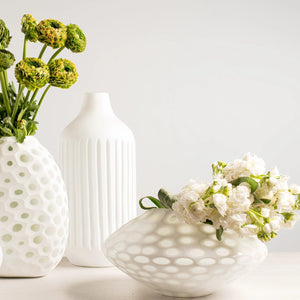 Fiji Dotted Vase Small