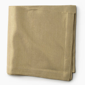 Metallic Cloth Napkins