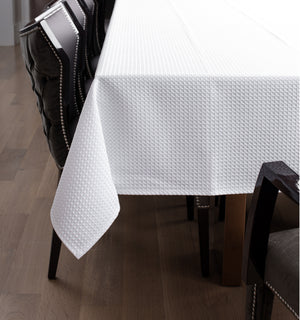 Waffle Texture Tablecloth