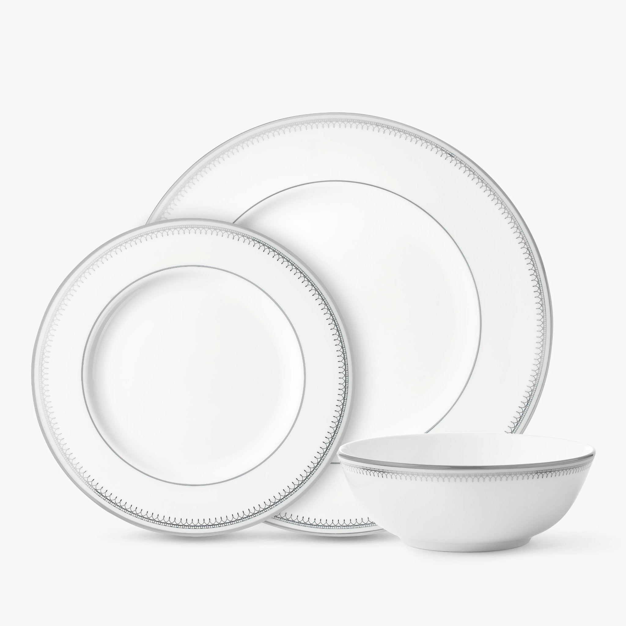 Lenox Belle Haven 3pc Place Setting