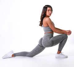 RapidWear - Vision Seamless Leggings (Charcoal)