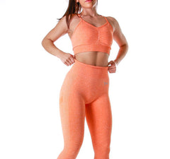 RapidWear - Vision Seamless Sportsbh (Orange)