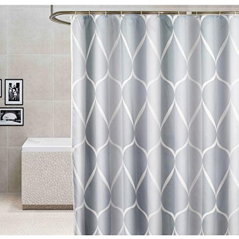 Shower Curtains That Won T Mildew.Raymall Gray Waterproof Shower Curtain Quick Dry Liner Mildew