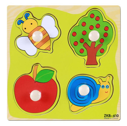 Apple tree puzzle - New!