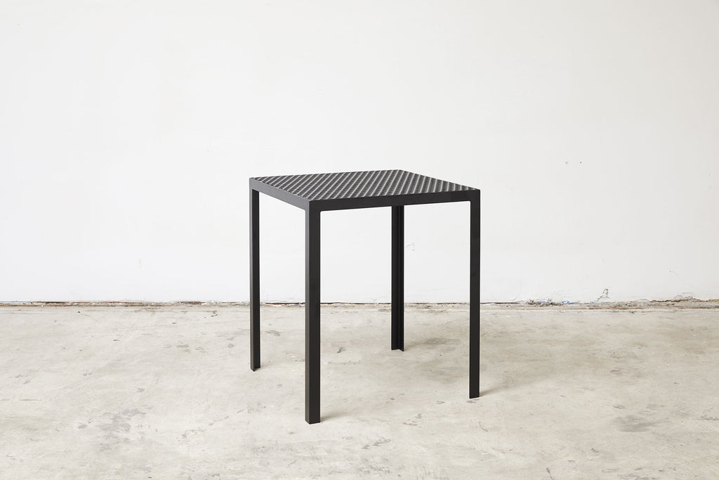 RAD Furniture's Perforated Cafe Table