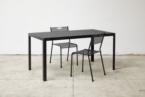 RAD Furniture's Perforated Dining Table