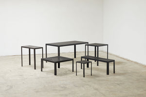 RAD Furniture's Perforated Furniture Suite