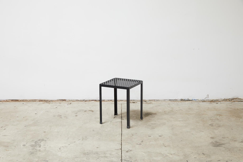 RAD Furniture's Perforated Knockaround Stool