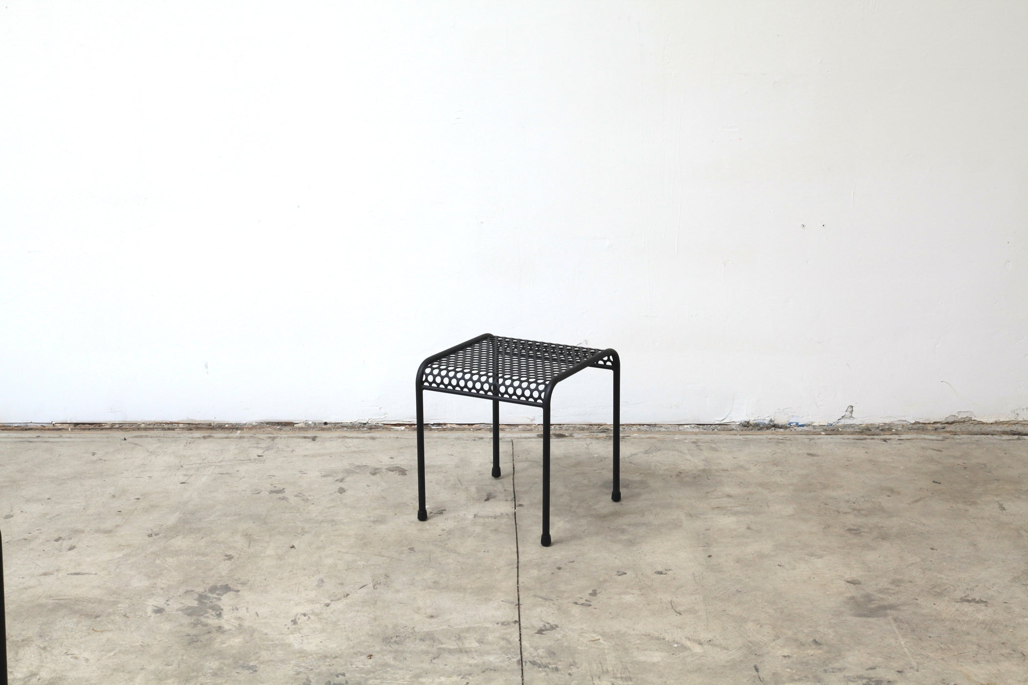 RAD Furniture's Perforated Bent-Profile Stool