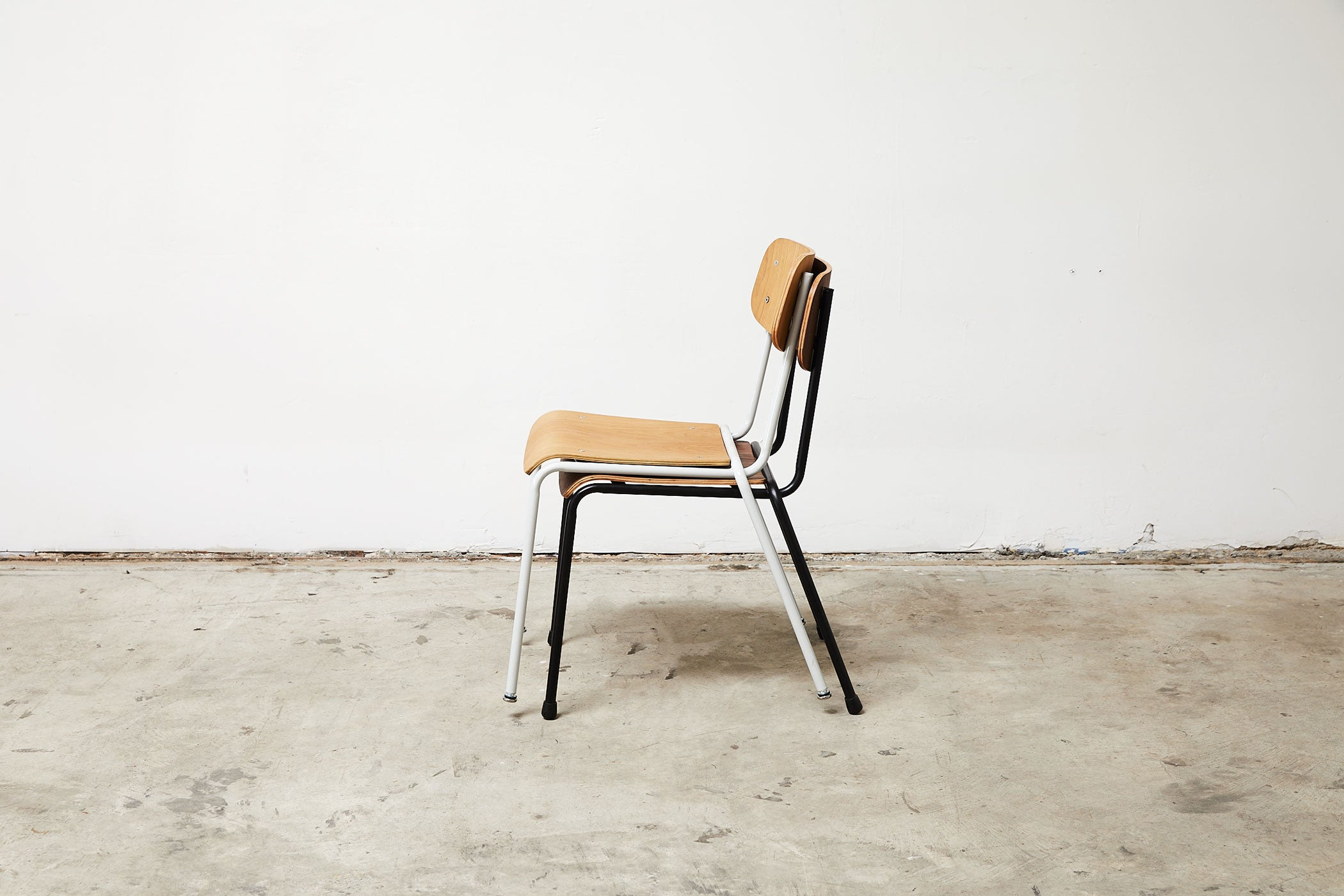 RAD Furniture's School Chair - stacked
