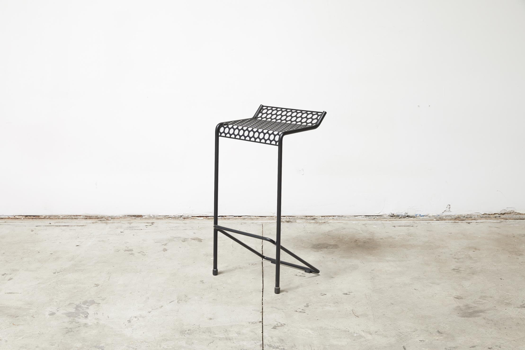 Perforated Bar Stool