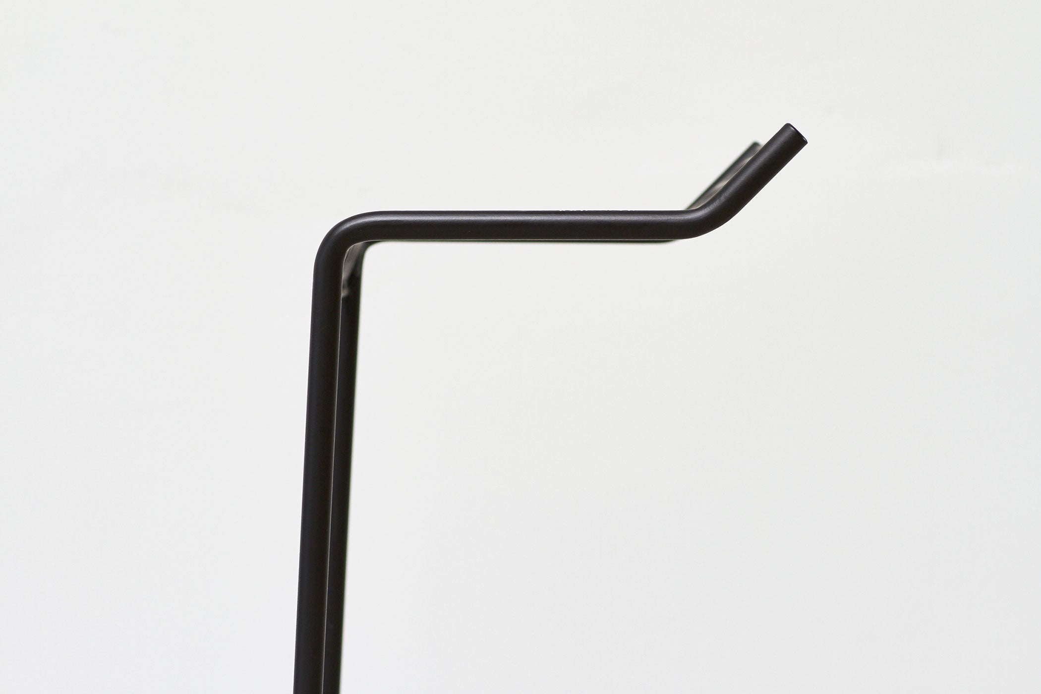 RAD Furniture's Perforated Bar Stool - profile detail