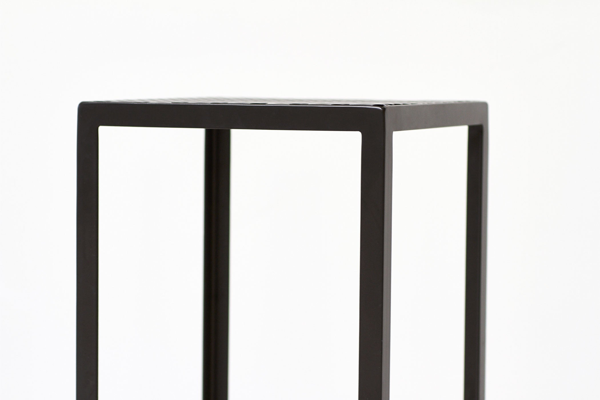 RAD Furniture's Perforated Drop Bar Stool - cropped