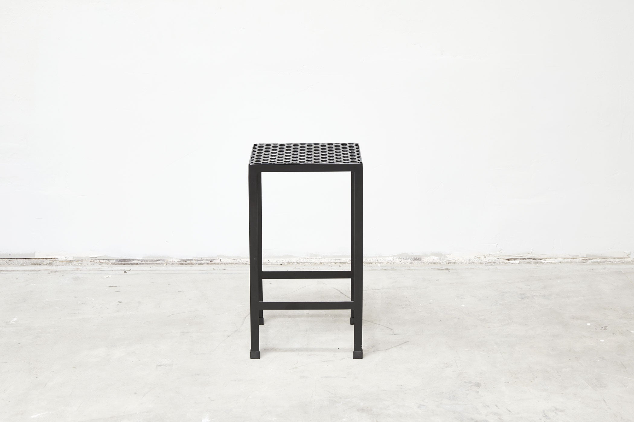 RAD Furniture's Perforated Drop Bar Stool