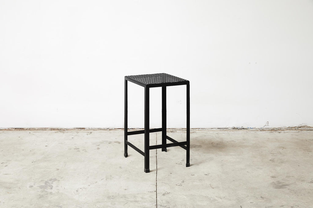 Perforated Simple Bar Stool