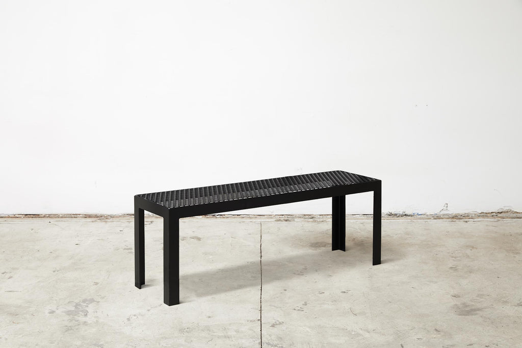RAD Furniture's Perforated Bench