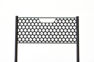 RAD Furniture's Perforated Dining Chair - back detail