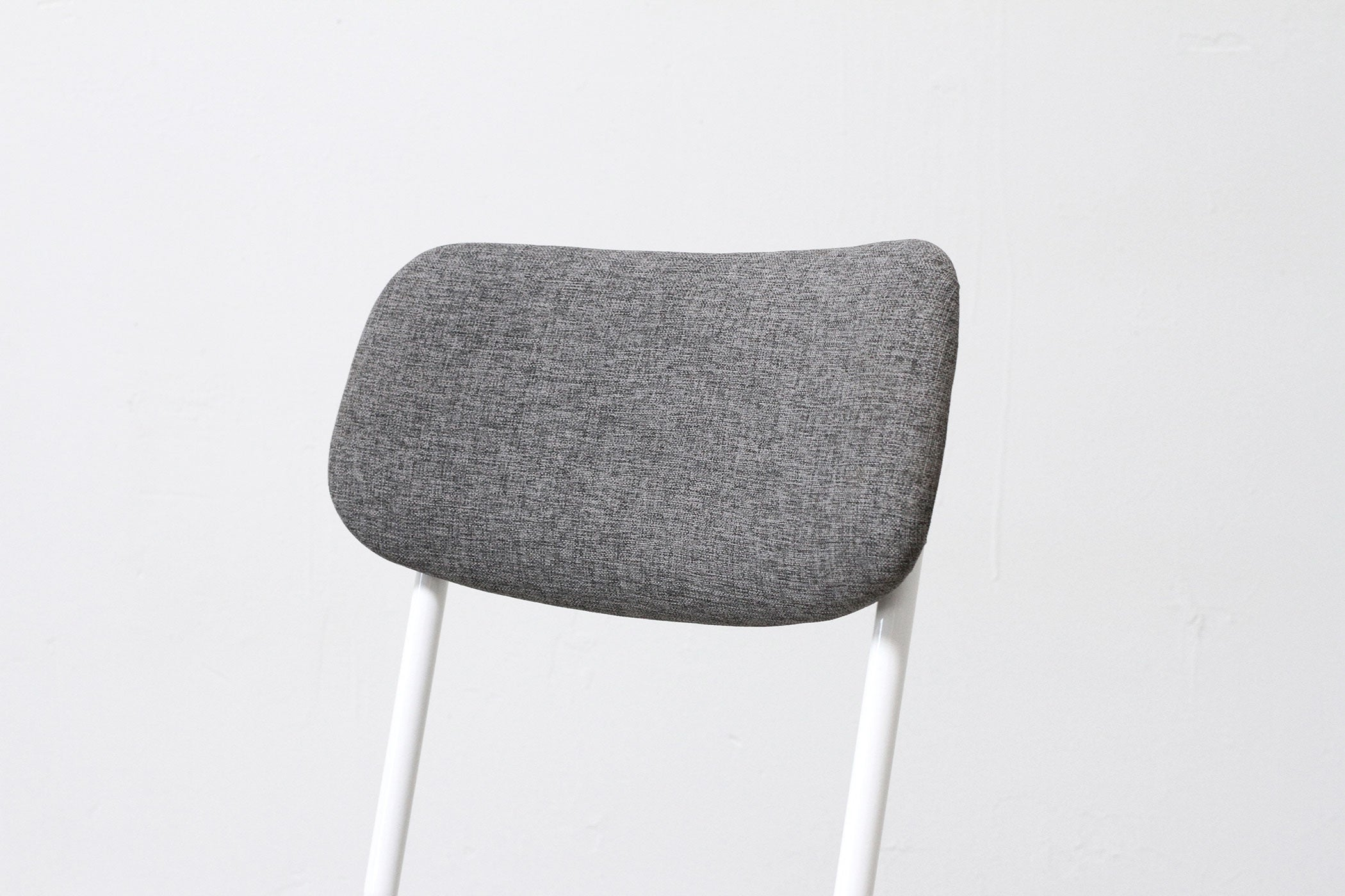 RAD Furniture's School Chair - Upholstered - seat back detail