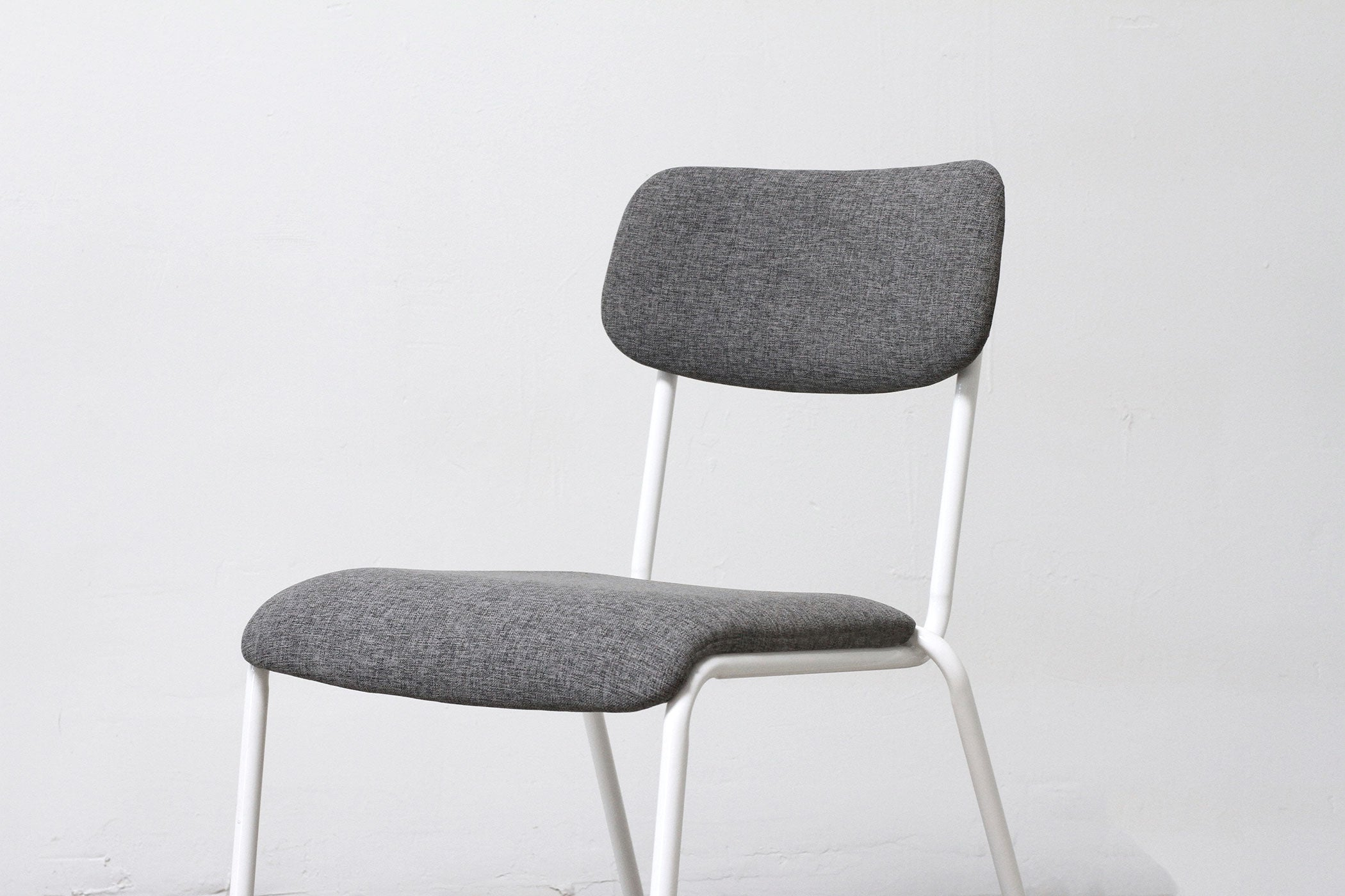 RAD Furniture's School Chair - Upholstered - cropped